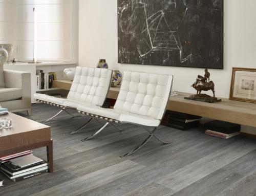 Coretec: op bestaande vloeren