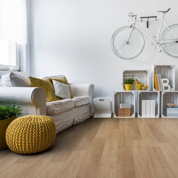PVC vloeren van Coretec zijn verkrijgbaar bij Vanderhaeghe Interieur