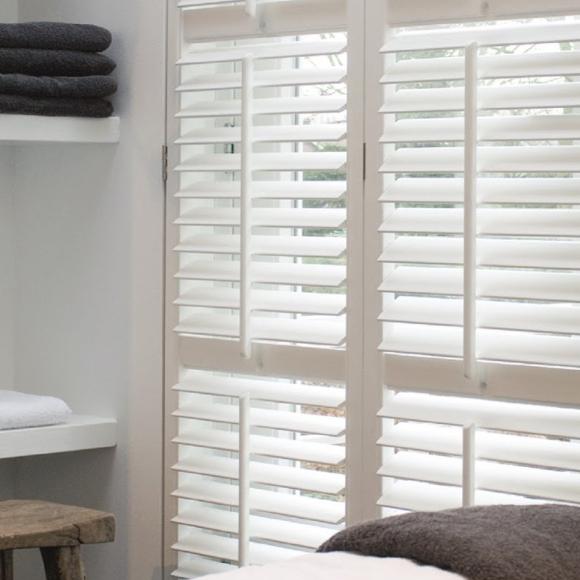Zonnelux shutters zijn verkrijgbaar bij Vanderhaeghe Interieur